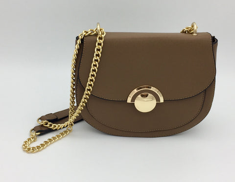Image of Flap PU chain bag