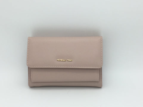 Flap chain side bag