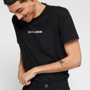Salvo Amor Signature Tee Black