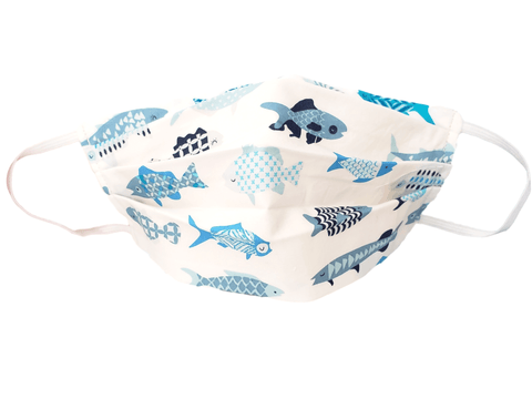 Face Mask Fish - Alexanto Aprons