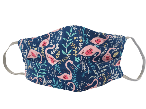Face Mask Flamingo - Alexanto Aprons