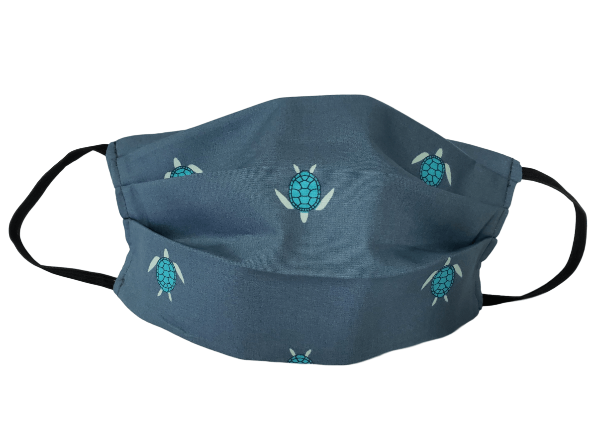 Face Mask Turtle - Alexanto Aprons
