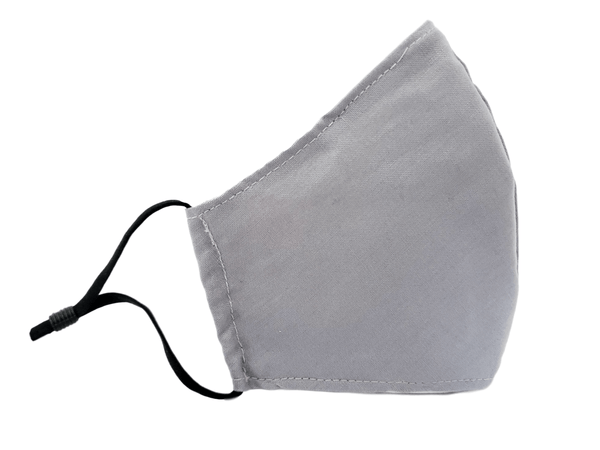 Face Mask with Filter Pocket Grey! - Alexanto Aprons