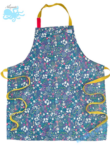 "Home Chef Apron ""Floral"""