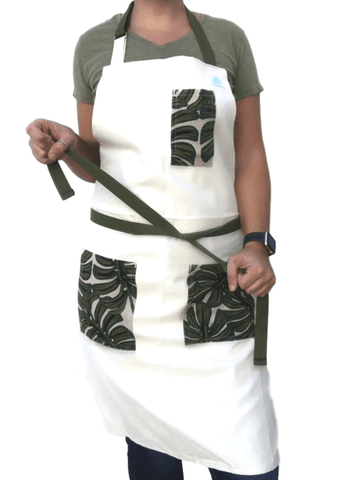 The Leaf Apron - Alexanto Aprons
