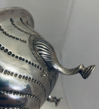 Load image into Gallery viewer, Irish Georgian Sterling Sugar Bowl, Matthew West, Dublin, 1788