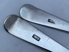 Load image into Gallery viewer, Rare Pair of Bermuda Tablespoons, George HUTCHINGS, circa 1830s.