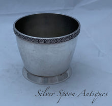 Load image into Gallery viewer, Small Austrian Silver Bowl, 1867-1922
