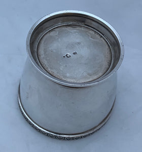 Small Austrian Silver Bowl, 1867-1922