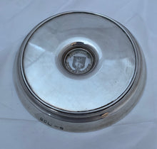 Load image into Gallery viewer, Art Deco Nautical Theme Silver Dish, HG Murphy, 1933