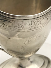 Load image into Gallery viewer, Scottish Sterling Silver Cream Jug, William & Patrick CUNNINGHAM, Edinburgh c. 1790