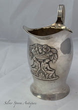Load image into Gallery viewer, European Milk Jug, Neoclassical Imagery, c.1820s