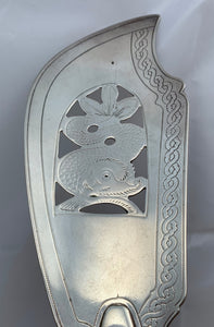 Scottish Fish Slice, Francis HOWDEN, Edinburgh, 1812