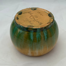 Load image into Gallery viewer, Small Australian Pottery Bowl, John CAMPBELL, Tasmania, 1935