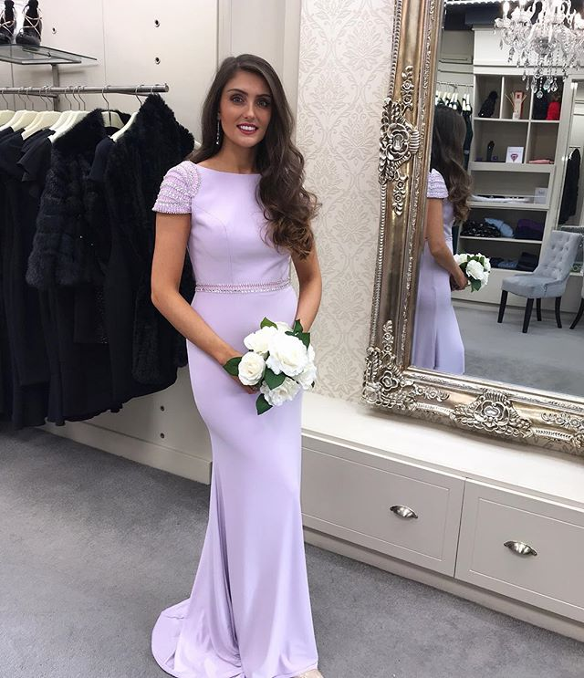 DANI BRIDESMAID COLLECTION LILAC