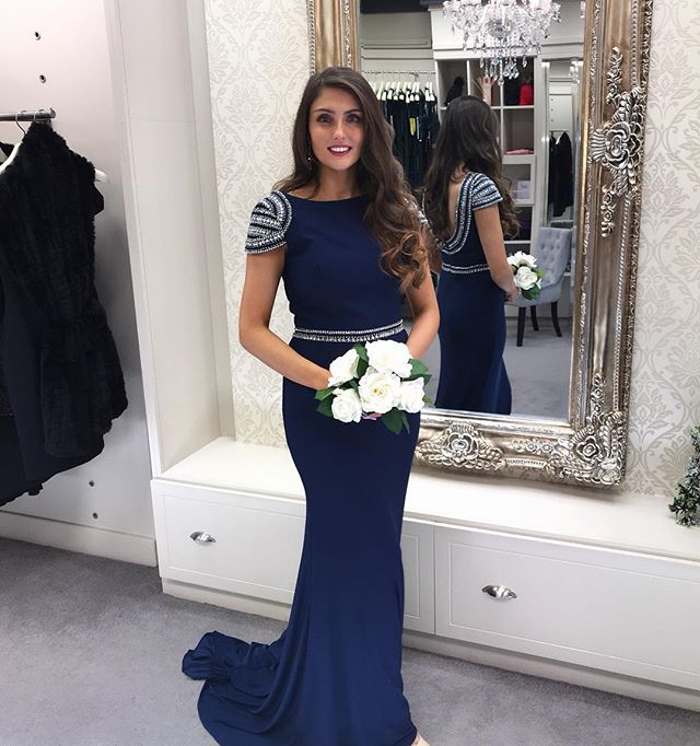 DANI BRIDESMAID COLLECTION NAVY