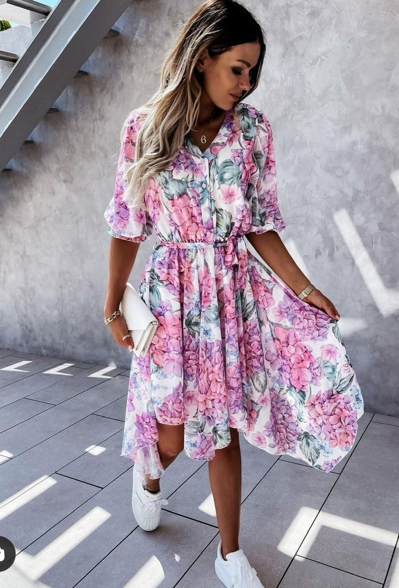 Leah Summer Dress