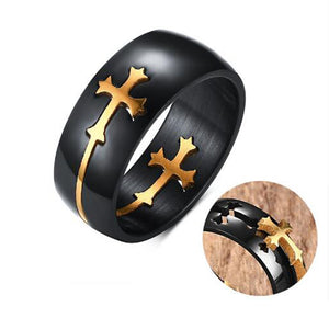Men's Jewelry Store, Fashion Accessories For Men, Men's Rings, Cross Rings, Martin's Mens Accessories.