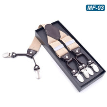 Load image into Gallery viewer, Fashion Accessories for Men, Suspenders for Men, Suspenders,  All men's Accessories, Mens Accessories, Martins Mens Accessories.