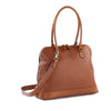 Amelie Shoulder Bag in Caramel