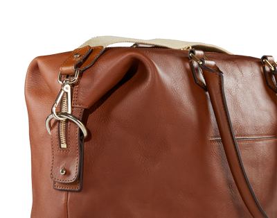 Collette Hybrid Bag in Caramel
