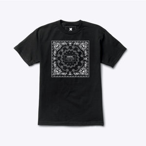Bandanna Blocker Tee