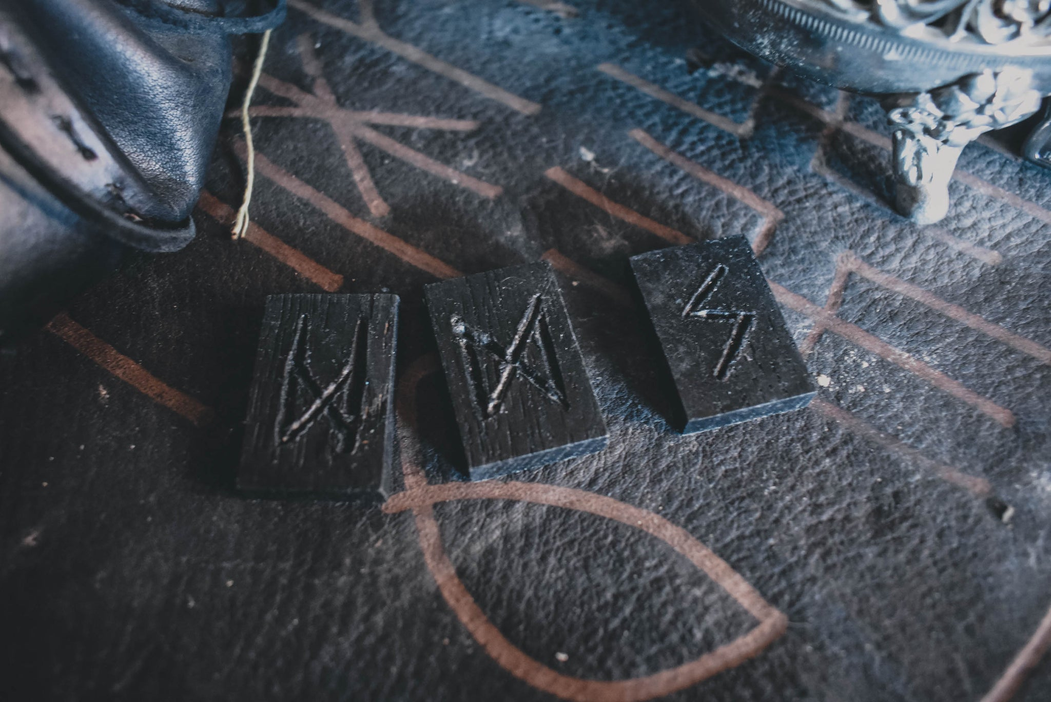 How to cast the runes