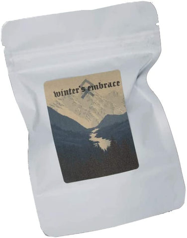 Winter's embrace cone incense