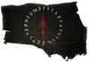 Deer hide altar cloth - ODIN bindrune & runic circle