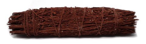 Image of Mountain sage & Dragons blood smudge stick
