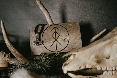 pagan decor, heathen decor, viking decor, norse decor, nordic decor, witchy decor, witch decor, pagan home, viking home, heathen home, witch home