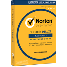 Norton Security Deluxe par symantec