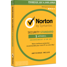 Norton Security Standard par symantec