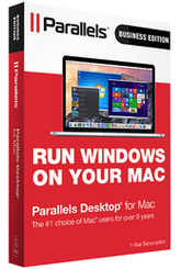 Parallels Desktop Business Edition logiciel