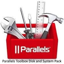 Parallels Toolbox Disk and System Pack