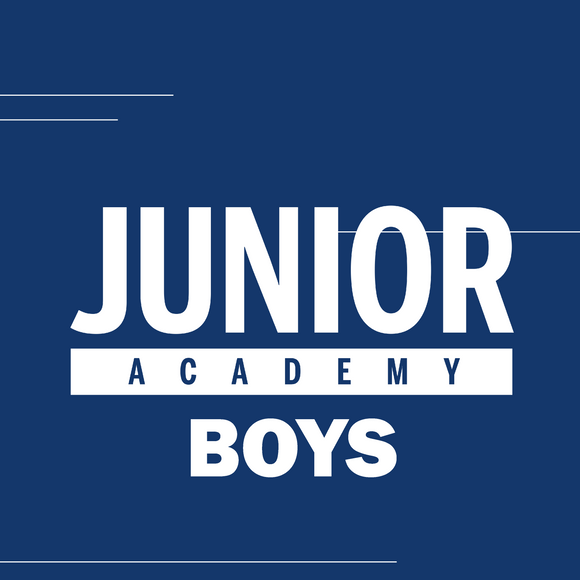 2021 Winter Junior Academy Boys Registration