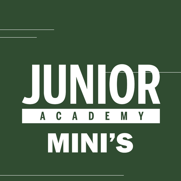 2021 Winter Junior Academy Minis Registration