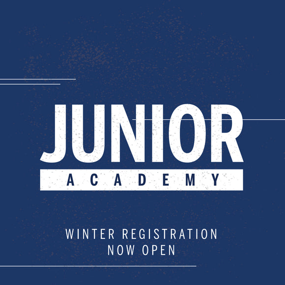 2021 Winter Wednesdays Junior Academy Registration