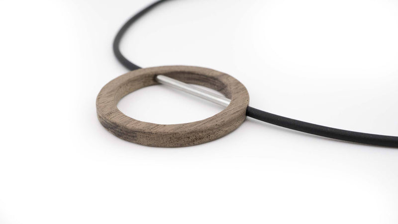 Circle Necklace - logicjewelry