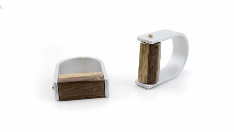 Swivel Ring - logicjewelry