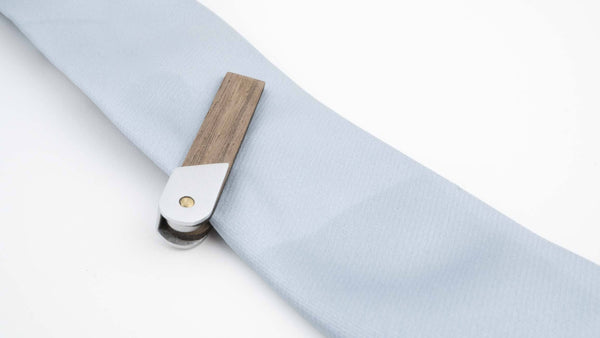 Swivel Tie Bar - logicjewelry