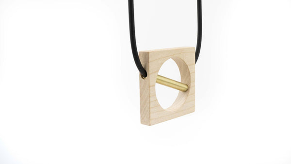 Square Necklace - logicjewelry
