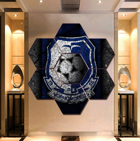 FC Chornomorets Odesa wall art Canvas
