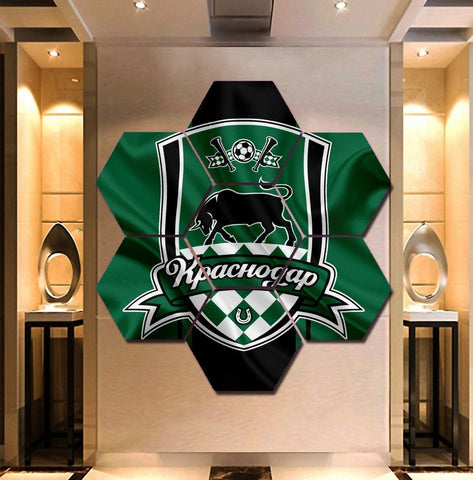FC Krasnodar wall art canvas
