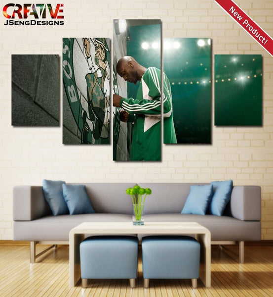 Kevin Garnett Wall Art