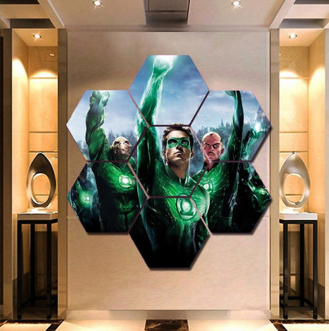 DC Comics Green Lantern Wall Art