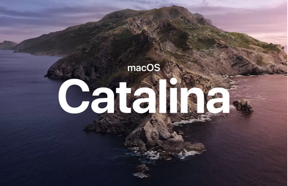 Mac OS Catalina  Don't forget to do a full backup first to avoid problems.....