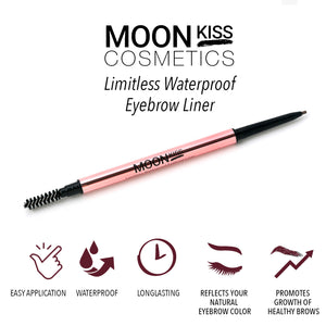 Best Selling 2  Mascara + 2 Eyeliner Package + Free Triple Threat  with Free Cosmetics Bag