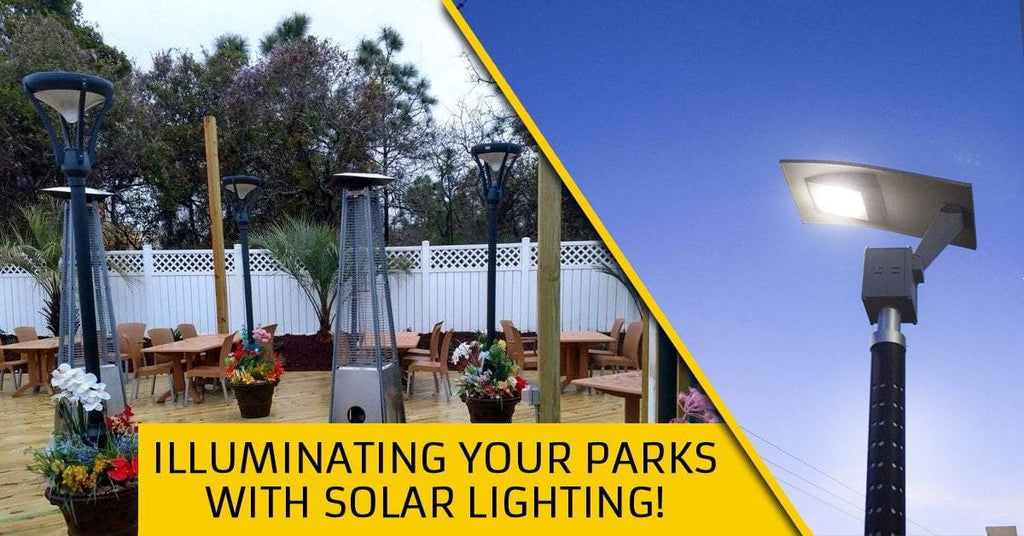 Why Solar Lighting Solutions are Necessary in Your Parks!