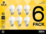 A19-1010 LED Bulbs | 10W - Smart BULBS | SELS - Smart Era Lighting Systems | Commercial Grade Solar Power Solutions